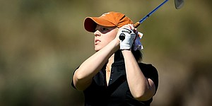 Pressel's kid sister rolls to Big 12 title