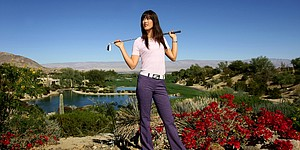 For Her 2010: Michelle Wie photoshoot