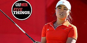 5 Things: Future bright for women's golf