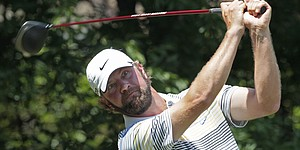 Glover wins for 1st time since '09 US Open