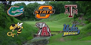 NCAA men's regional assignments announced