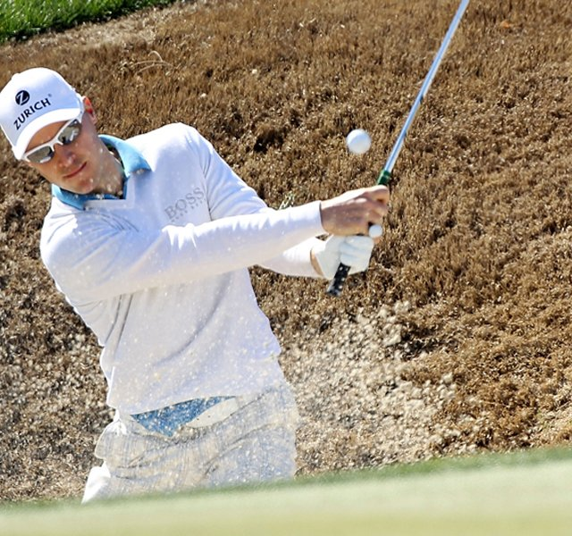 Ben Crane during the second round of the WGC Match Play Championship.