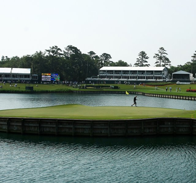 The hole: No. 17, 137 yards
