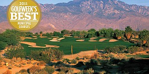 Golfweek's Best: Municipal Courses (2010-11)