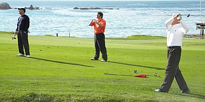 2011 Pro-Am at Pebble Beach