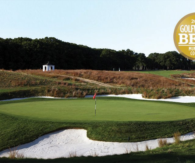 No. 1 Bethpage State Park – Black