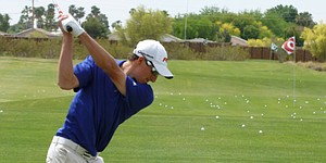 Bieber, 16, moves on to U.S. Open sectionals