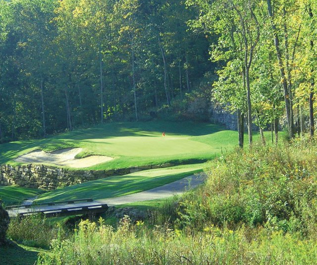 No. 11 at Heritage Hill Golf Club