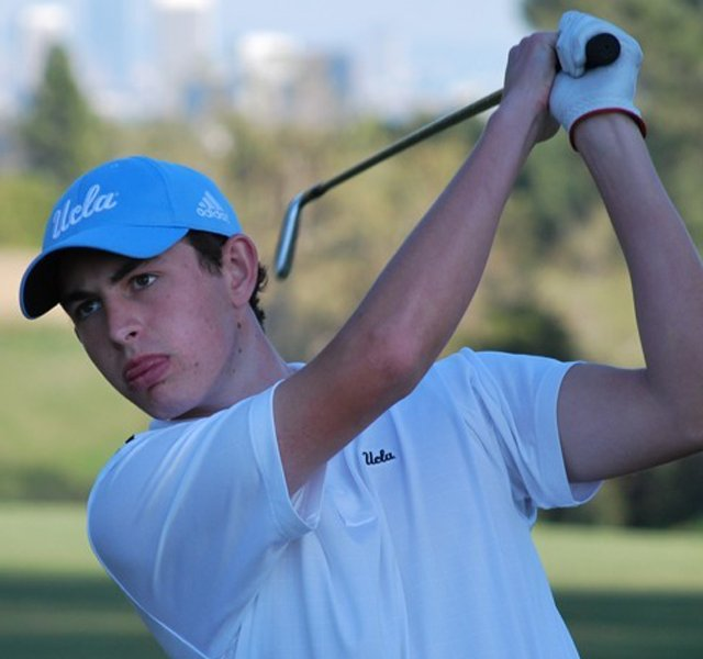 UCLA&#39;s Patrick Cantlay