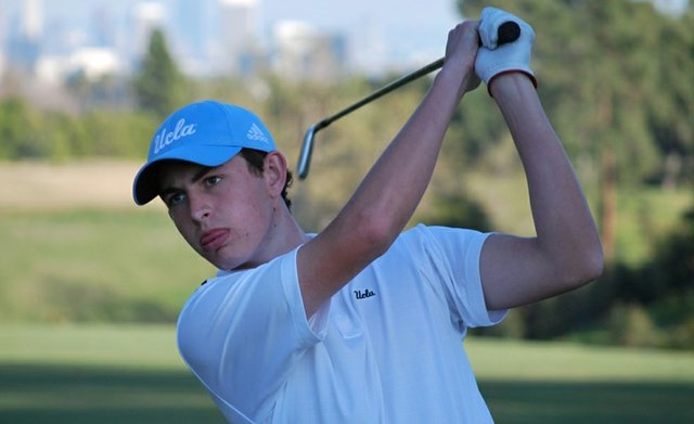 UCLA's Patrick Cantlay
