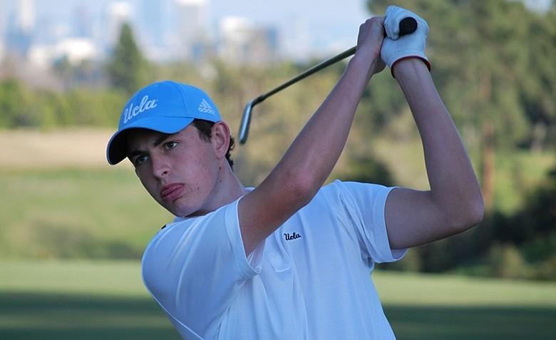 UCLA's Patrick Cantlay