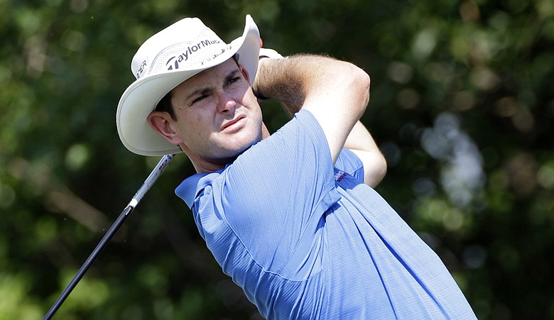 Rory Sabbatini during the Byron Nelson Championship.