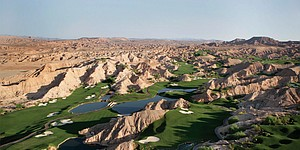 Golf landscape puts remote Mesquite on the map