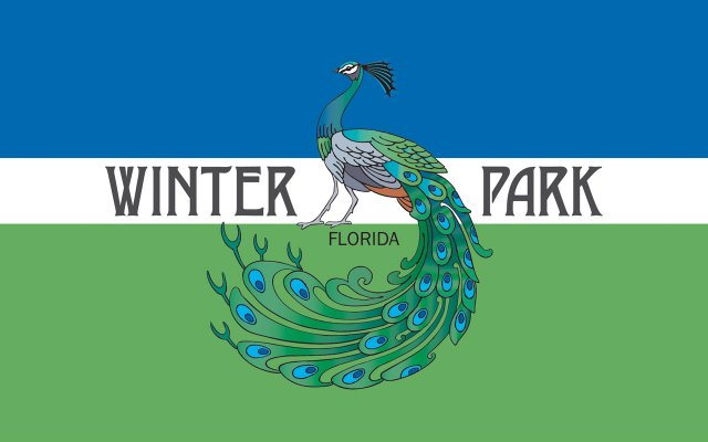 This Winter Park Communications Department design won praise from the City Commission.