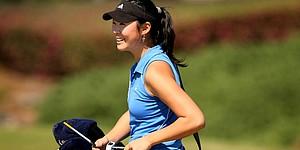 Lee over wedge rift, qualifies for Women's Open