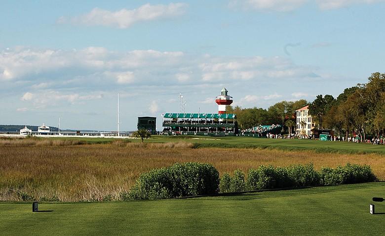 Harbour Town Golf Links on Hilton Head Island, S.C.