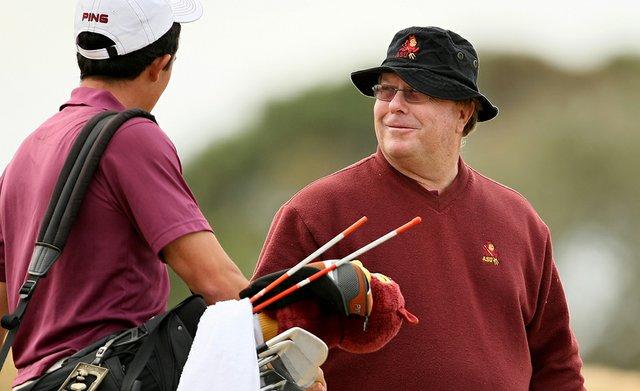 Arizona State coach Randy Lein in 2009