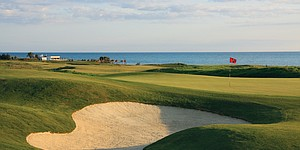Add golf to the spectacular draws of Sicily