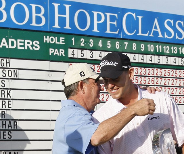 Bill Haas won the 2009 Bob Hope Classic.