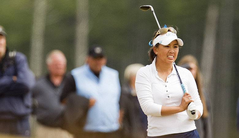 Brianna Do during the final match of the U.S. Women's Amateur Public Links Championship.