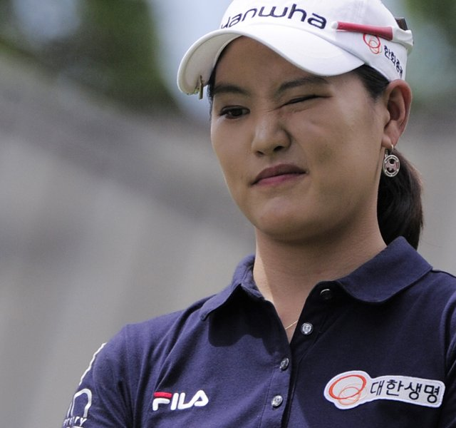 So Yeon Ryu of South Korea