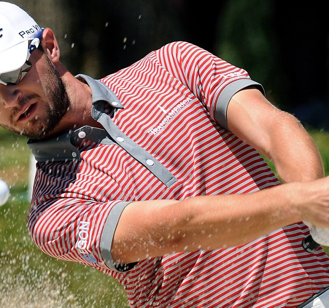 Kyle Stanley during the John Deere Classic
