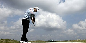 Tee times: Thursday-Friday at British Open