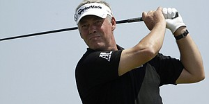 Clarke, Glover lead after 2 rounds at British Open