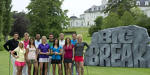 Nicole's diary: The big debut of Big Break Ireland