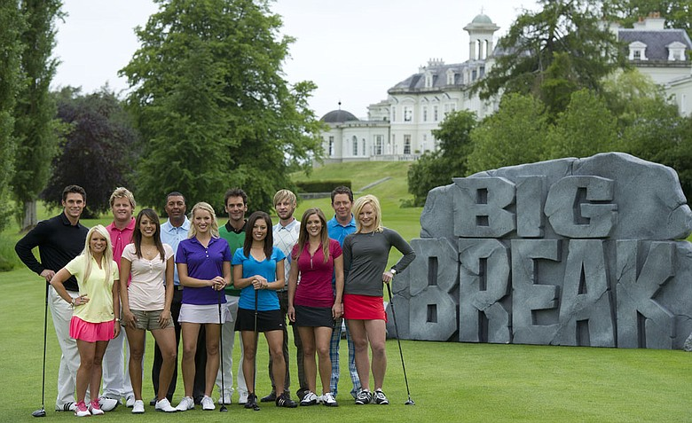 Selected for the upcoming Big Break Ireland, Nicole Noelle Smith, a Golfweek blogger, will compete with five other female golfers for two exemptions on the LPGA and Ladies European Tours. Smith is pictured on the far right of the bottom row.