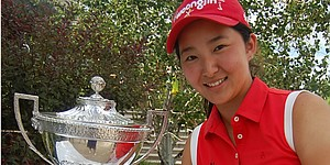Yang defeats Stewart in Women's Trans final