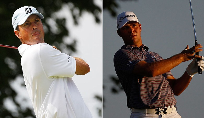 Matt Kuchar and Gary Woodland will team up for the Omega Mission Hills World Cup of Golf.
