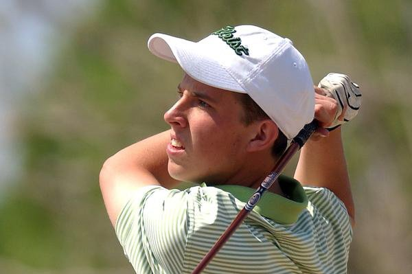 Matt Krutz beat Brett Johnson by two shots at the recent UNM Open.