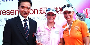 Thomas wins inaugural Annika Invite in China