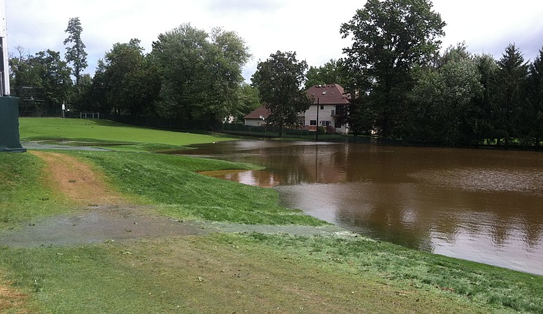 No. 16 at Plainfield Country Club, site of The Barclays.