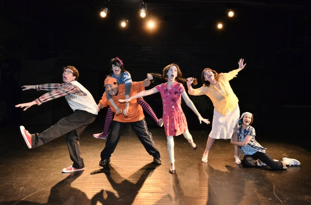 Sideways Stories from Wayside School runs Sept. 8-Oct. 9 at the Orlando Rep.