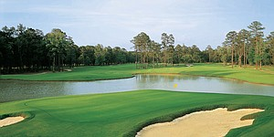 Bayou golf, football an irresistible combination