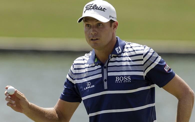 Nick Watney during the PGA Championship