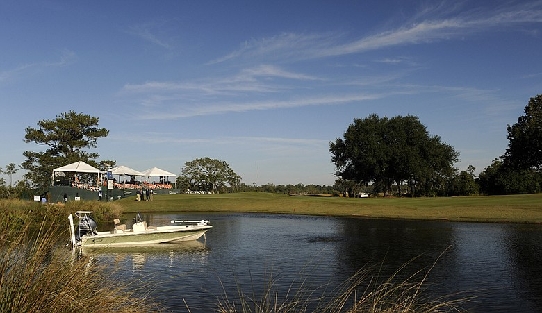 The 18th at Daniel Island.