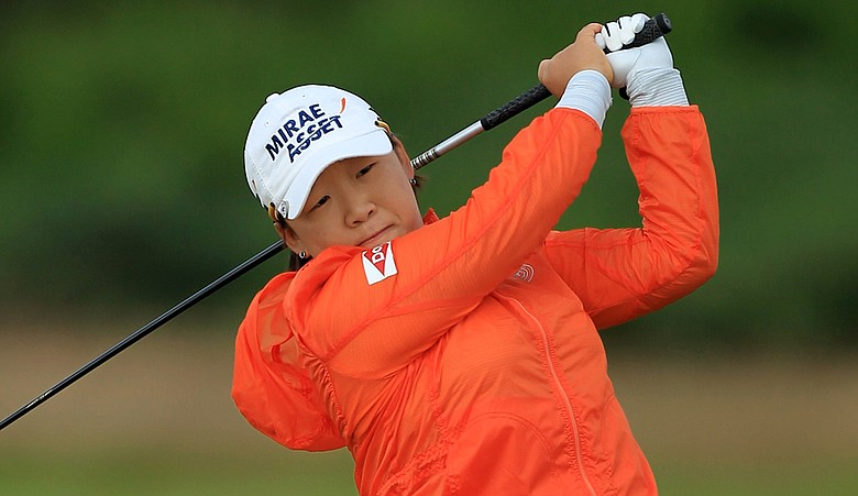 Jiyai Shin will sit out of the next two events on the LPGA schedule with a back injury.