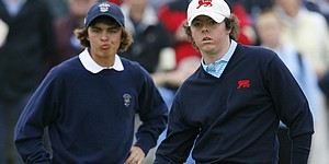 McIlroy recalls the rush of the Walker Cup
