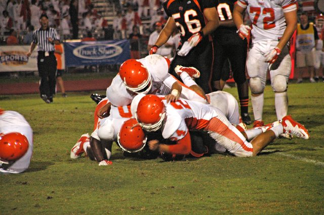 Winter Park was crushed by Boone during a home showdown Sept. 16.
