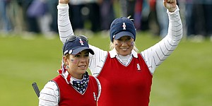 Solheim Cup: U.S., Europe tied after foursomes