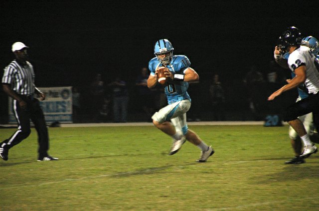 Hagerty was shut out by Timber Creek 27-0 Sept. 16.