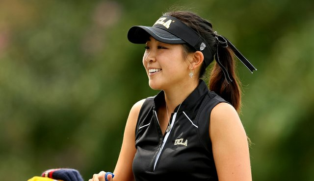 Tiffany Lua led the Bruins in Round 2 of the Fall Preview with a 3-under 69.
