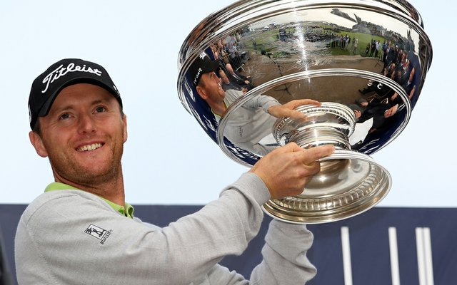 Michael Hoey won the 2011 Dunhill Links Championship for his third European Tour title.