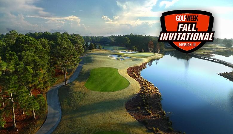 View of the Raven Golf Club at Sandestin Golf & Beach Resort.
