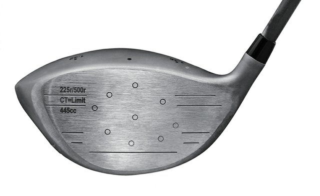 Cobra Golf's Long Tom Raw