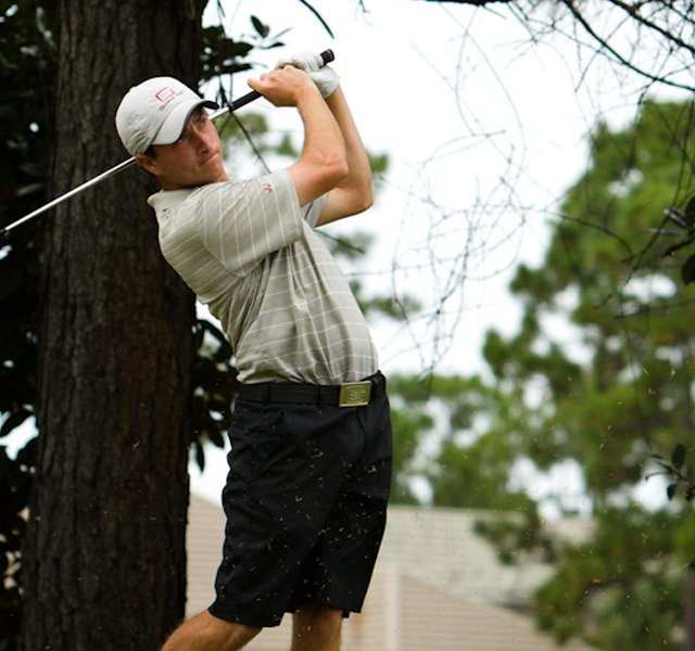Guilford&#39;s Noah Ratner shot a 69 on Monday.