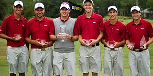 Ratner, Guilford sweep Golfweek Fall Invite